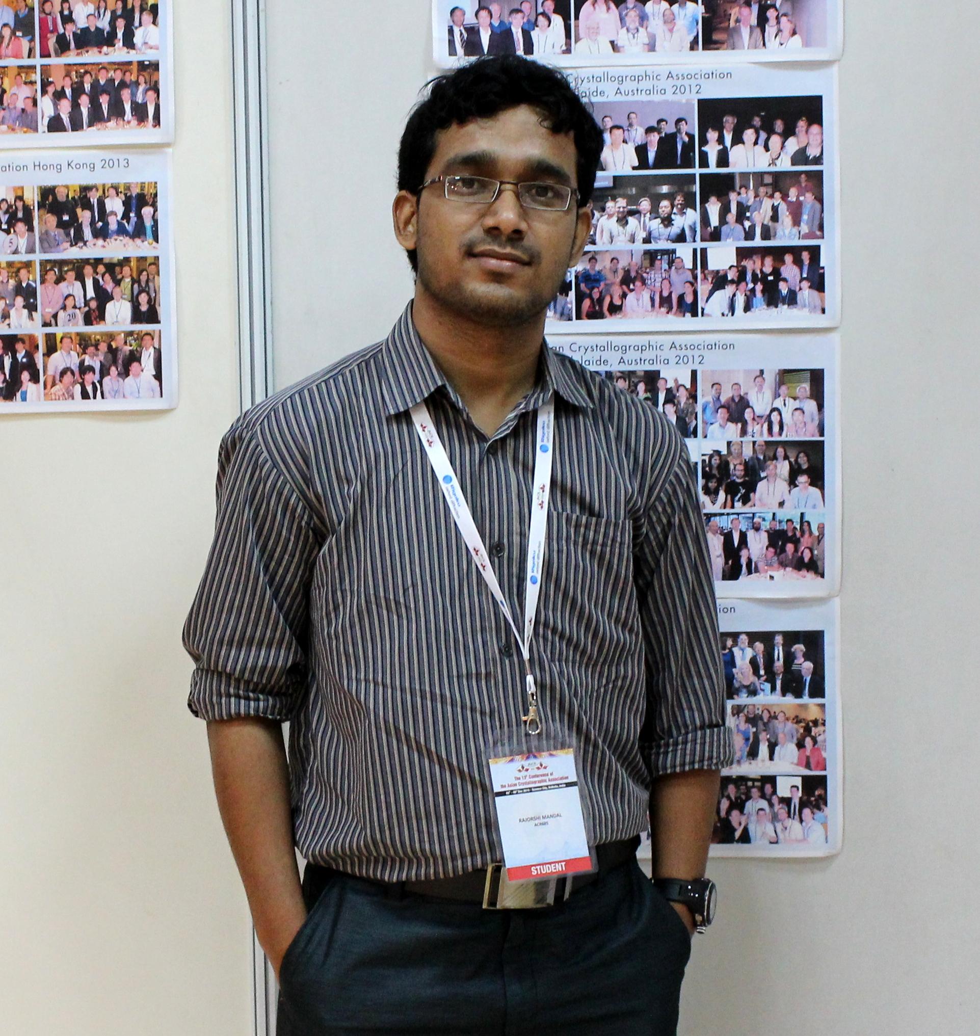 Dr. Rajorshi Mandal