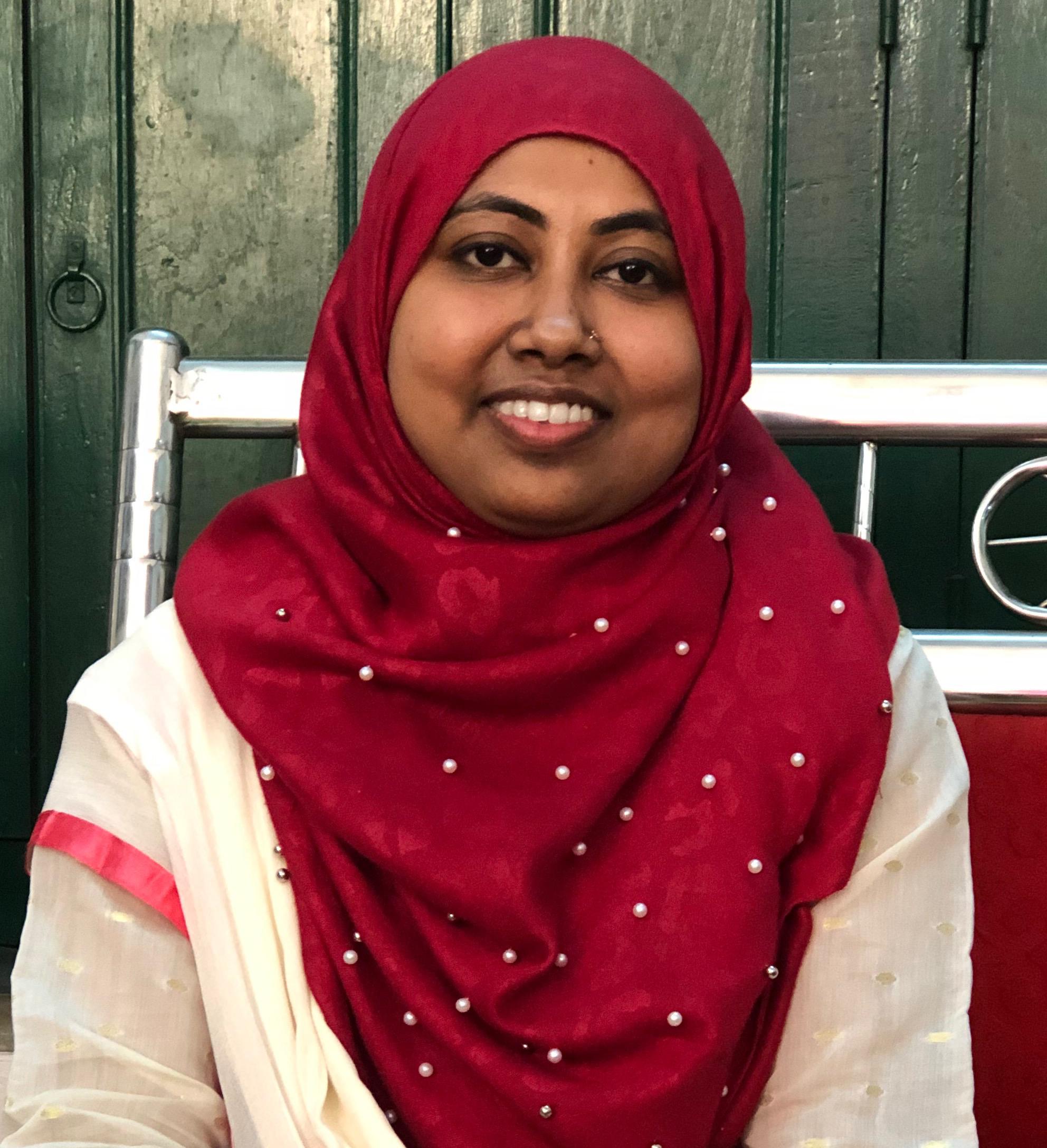 Sultana Parveen