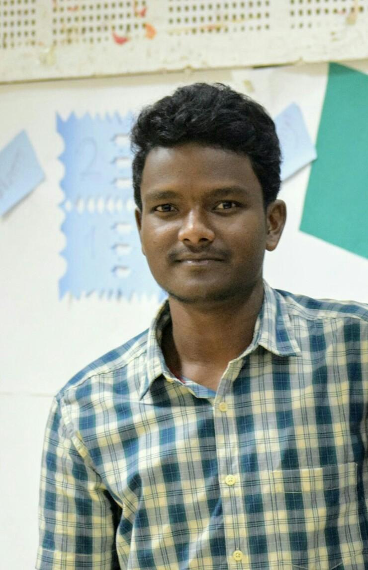 Arijit Murmu (M.Sc Project )
