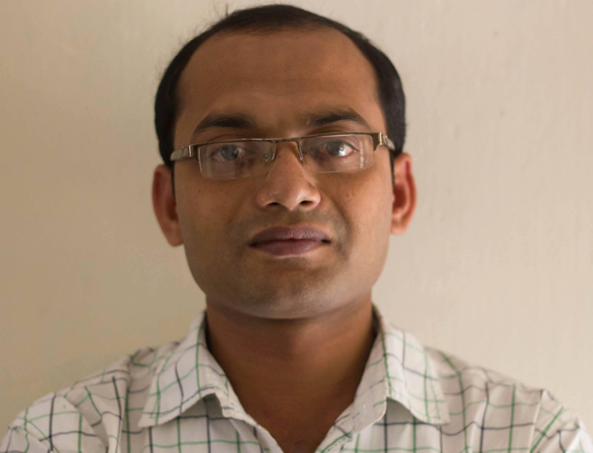 Niharendu Mahapatra(PhD)